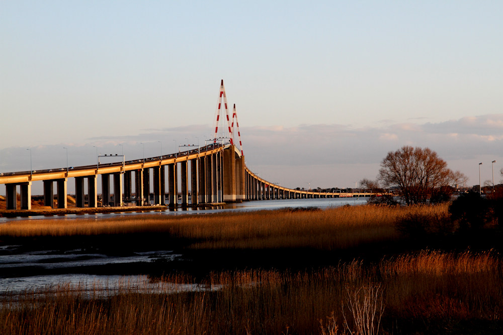 PONTS_004 * Pont de Saint Brevin (2)