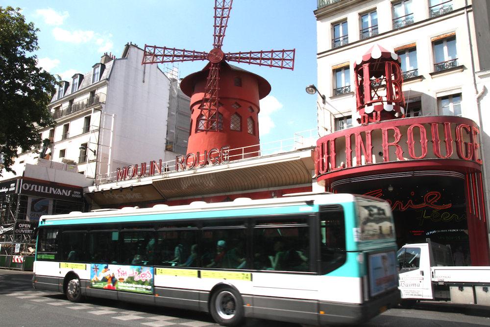 BUS_004 * Un bus parisien à Paris