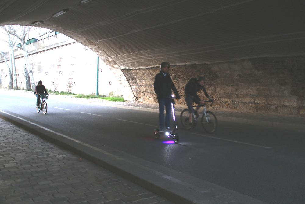 PONTS_002 *  Sous le Pont Marie
