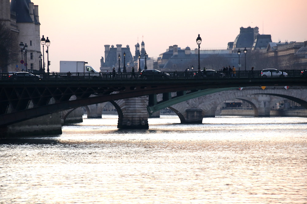 PONTS_001 * Sur la Seine